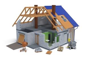 Modelowanie 3d - dom01