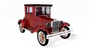 wizualizacja 3d - ford 4